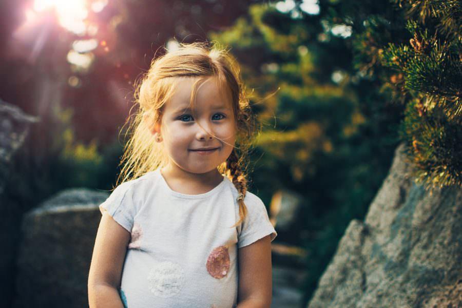 dziecko zdjęcia nikon