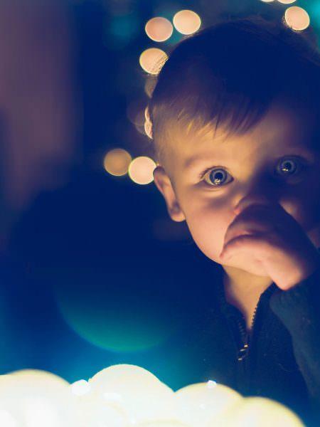 fotograf dziecięcy prezent na święta