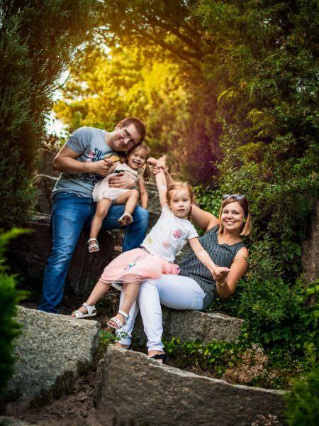 fotograf łódź rodzinny prezent