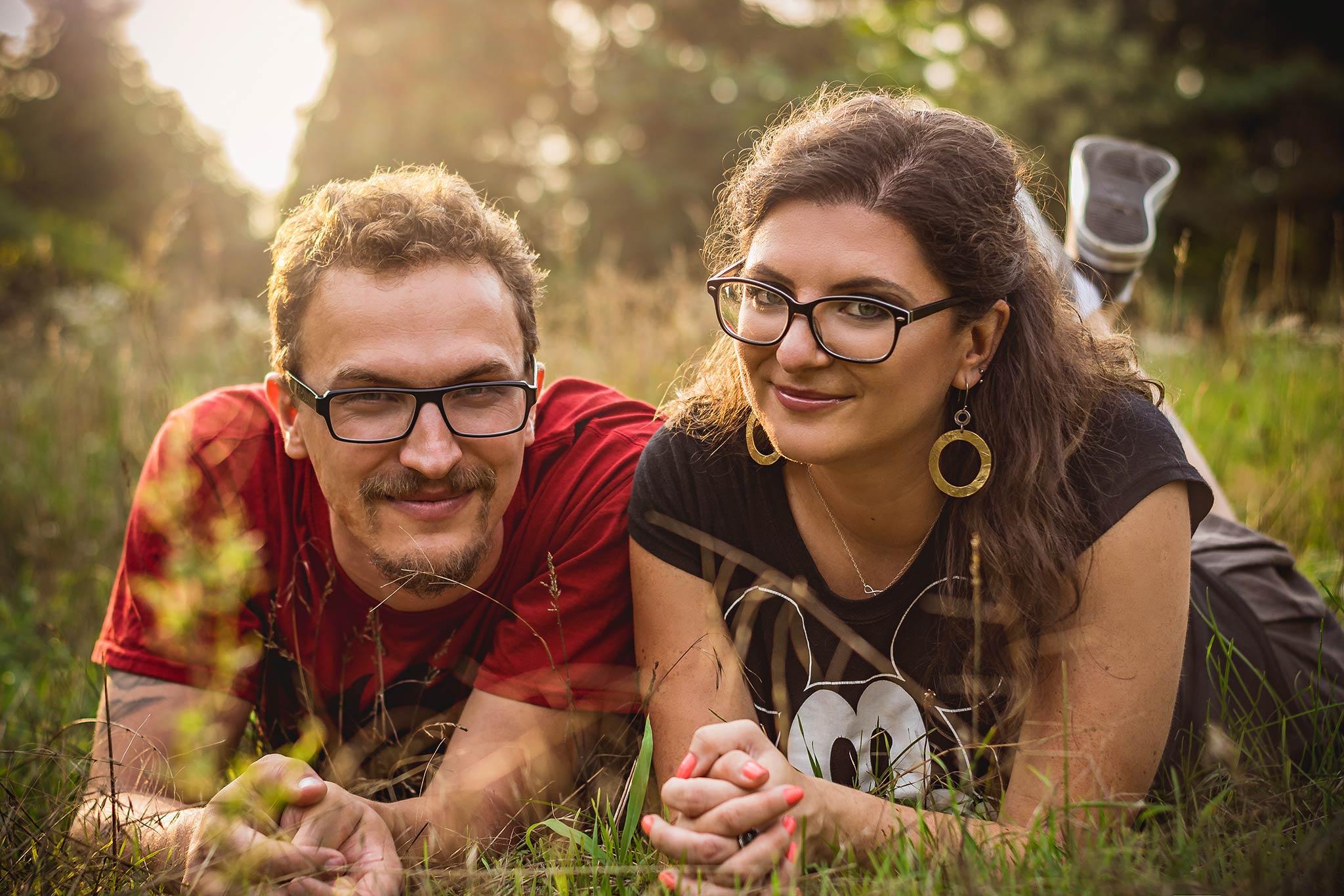 Sesja zaręczynowa: Dagny & Maciek