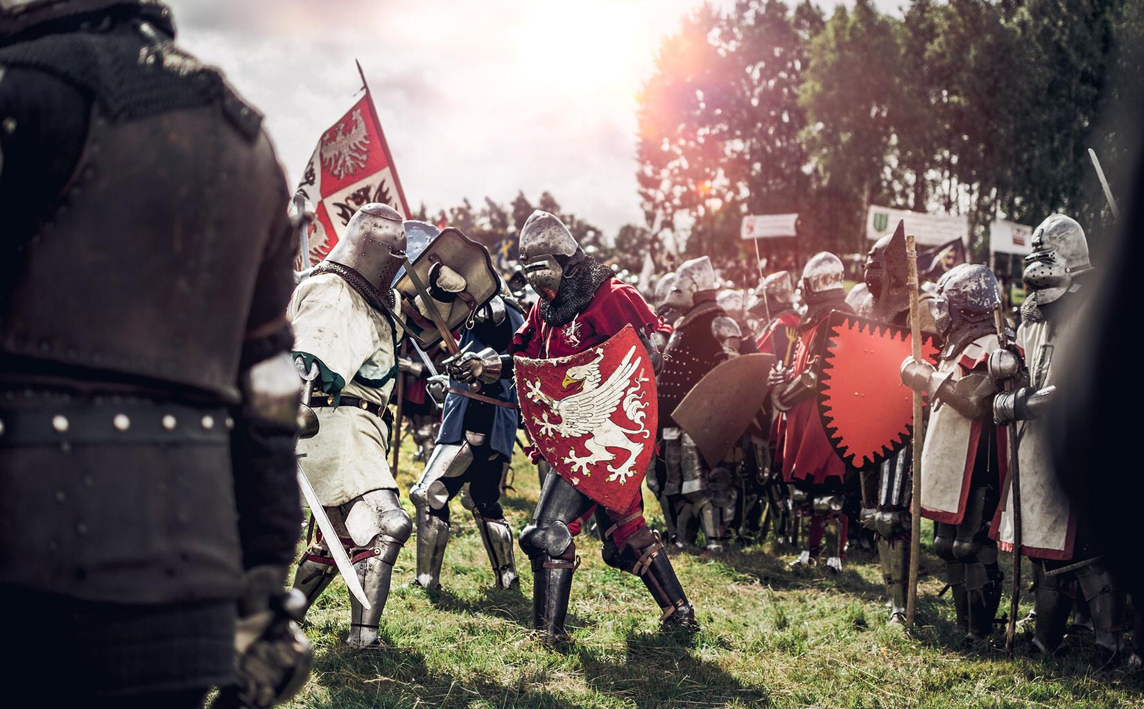 fotograf eventowy bitwa pod grunwaldem