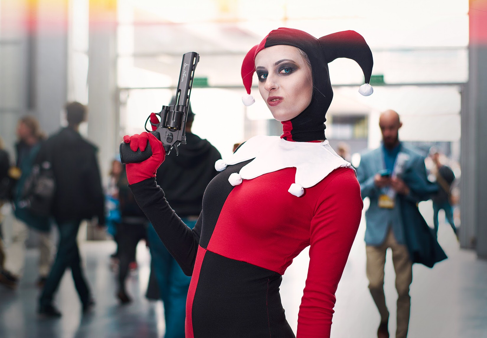Pyrkon cosplay zdjęcia