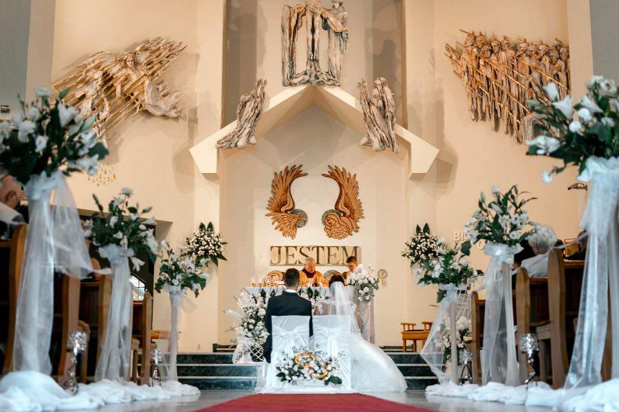 ślub wesele kościół zdjęcia polecane