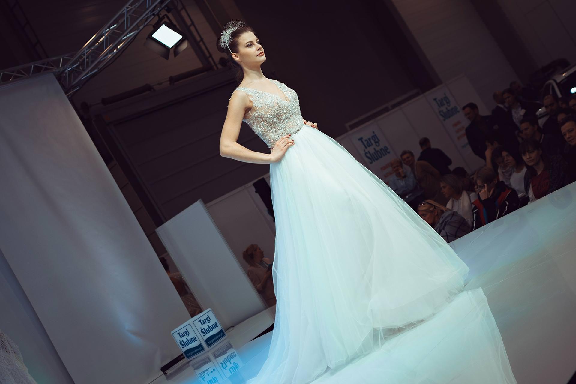 Targi Ślubne – kolekcja suknie ślubne 2019
