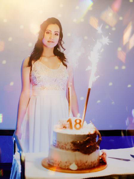 18 urodziny fotograf