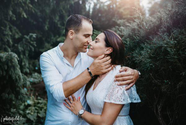 Sesja zaręczynowa fotograf