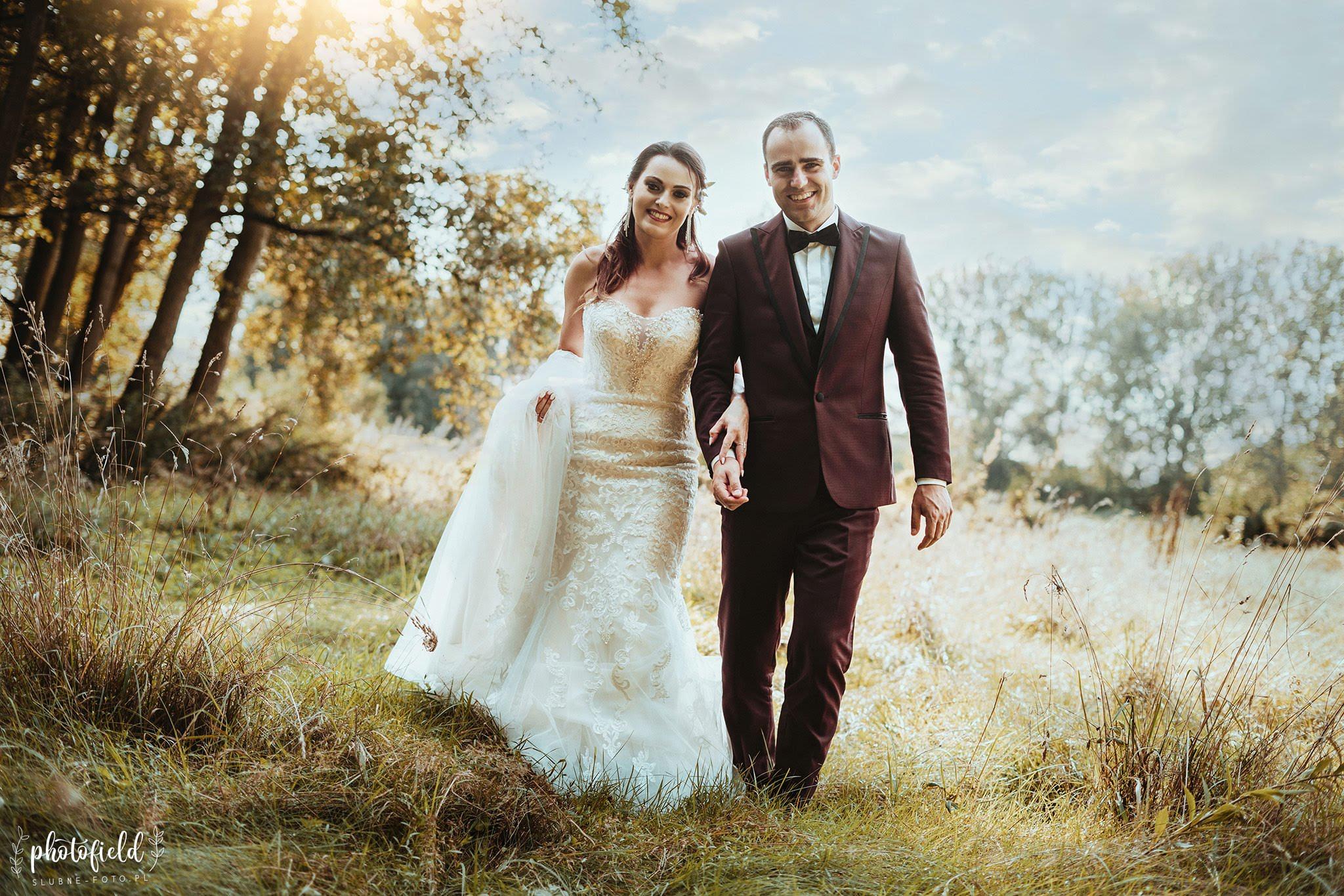 Sesja ślubna Ania & Grzesiek