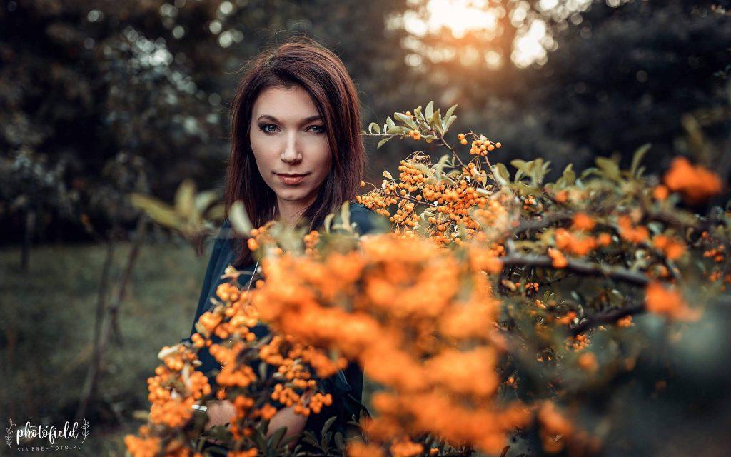 Profesjonalna zdjęciowa sesja portretowa - fotograf Łódź - dla kobiet