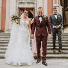 Reportaż ślubny - fotograf Łódź, młoda para